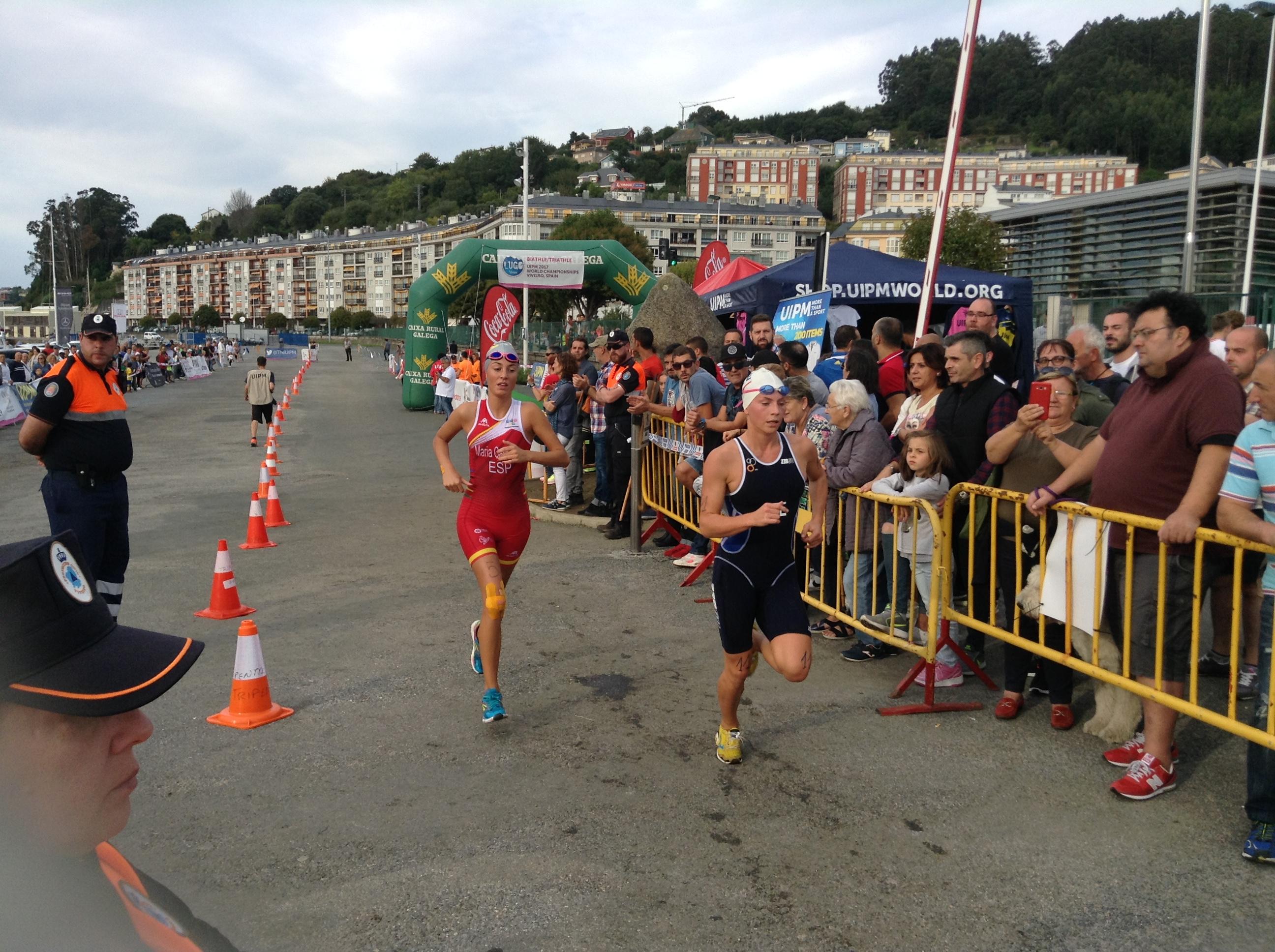 Ipad tercera jornada triatle 23.9.17