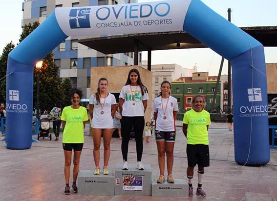 Campeonato España Laser Run (15/9/18 Oviedo)