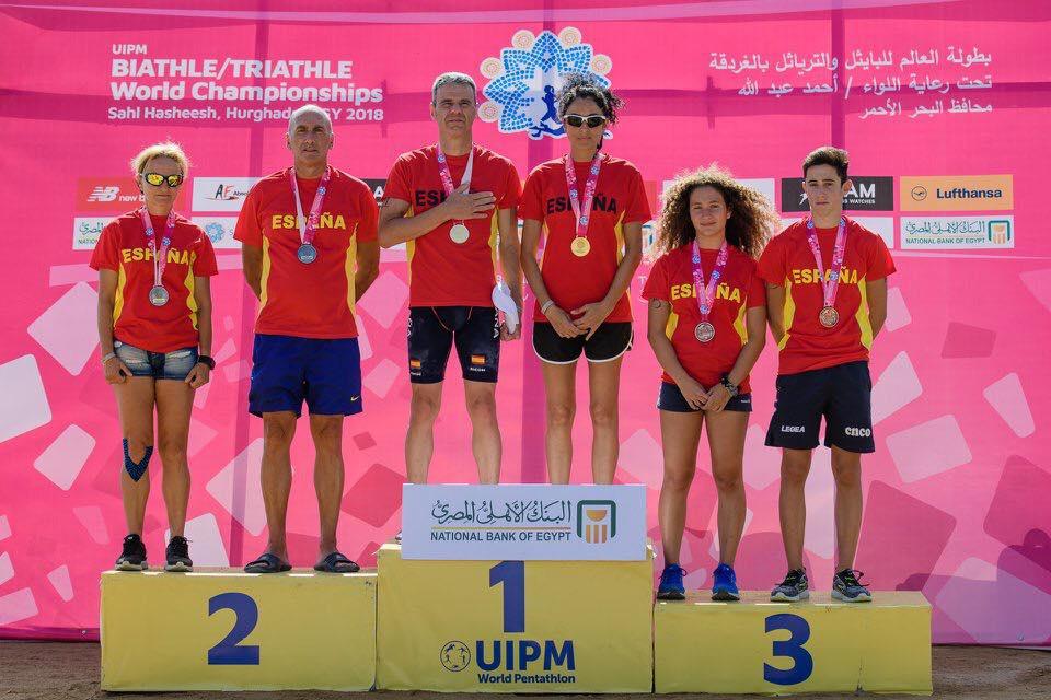 Campeonato del Mundo Triathle Biatlon 2018